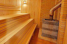 Елизаветинские бани, оздоровительный комплекс