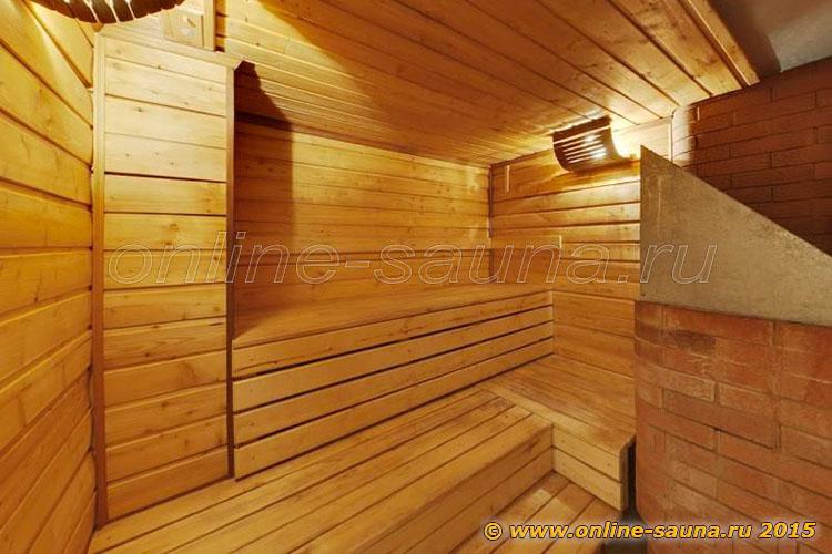 Русские бани на Зеленом острове